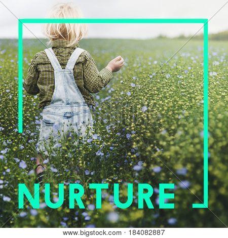 Nurture Nature Eco Friendly Concept
