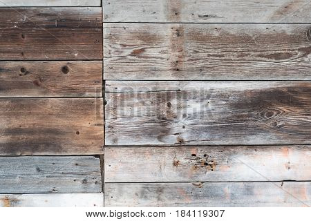 The Detailed Fragment Of Wooden Backdrop With Impressive Structure, Background