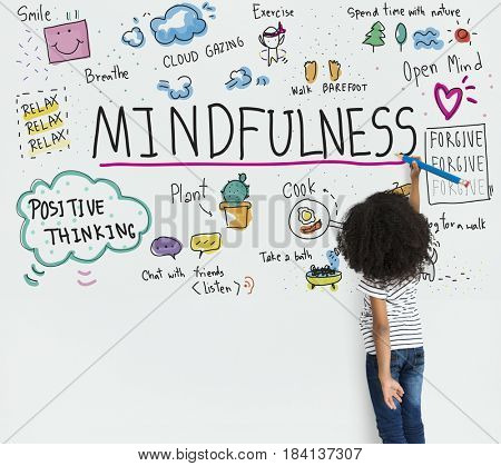 Imagine Learning Mindfulness Sketch School