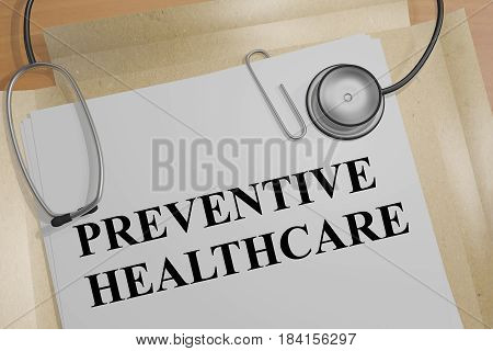 Preventive Healthcare - Medical Concept