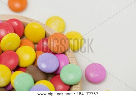 Sweet colorful candy. Candy variation color texture or background. Photo stock.