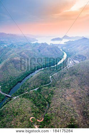 Around The Dam Srinagarin Dam