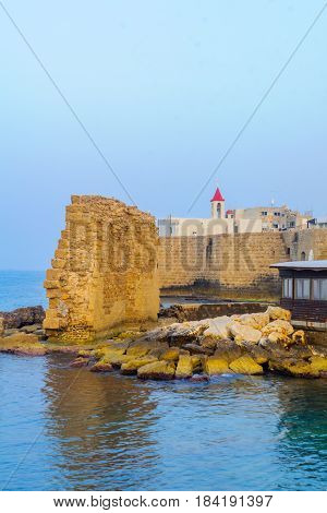 St. John The Baptist Franciscan Church, Acre (akko)