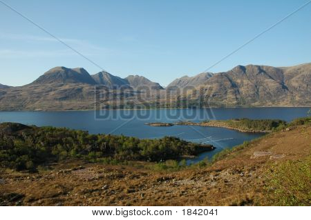 Beinn Alligin, Highlands Of Scotland.