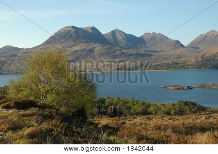 Beinn Alligin, Scotland.