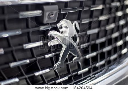 Peugeot Car