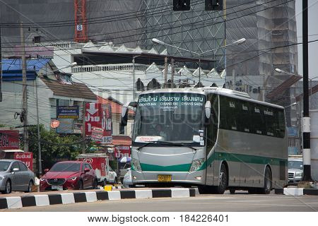 Golden Dragon Bus Of Green Bus Company.