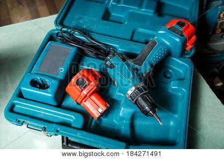 Screwdriver In The Box