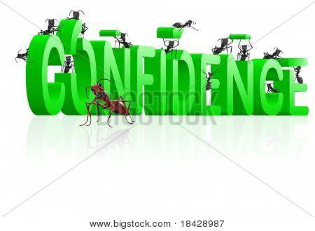 confidence building self esteem and belief psychology