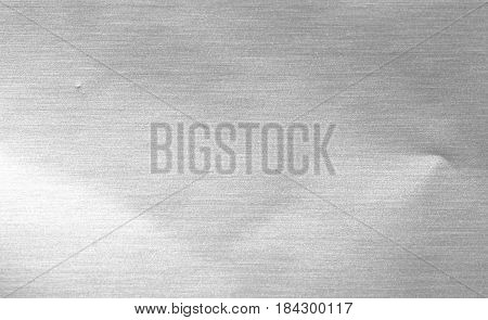 Shiny Silver White Grey Gray Paper Foil Decorative