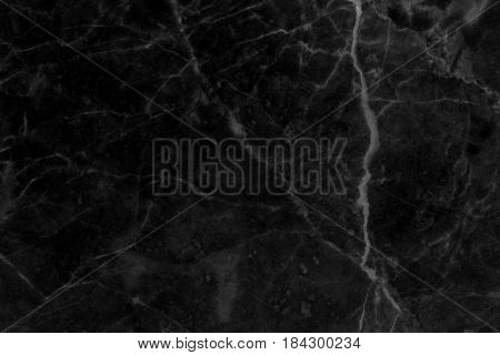 Black Marble Texture Background