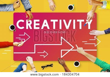 Creativity Ideas Development Innovation Graphic Word