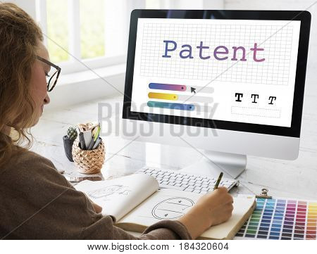 Patent is a product identity for legal protection