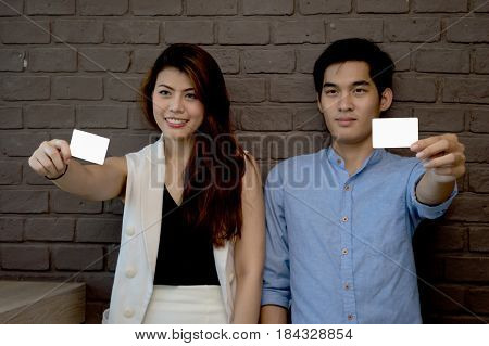 Men and women are extending credit card show