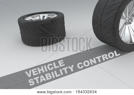 Vehicle Stability Control Concept