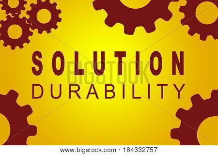 Solution Durability Concept