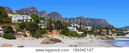 CLIFTON BEACH, CAPE TOWN, SOUTH AFRICA 21xfgb