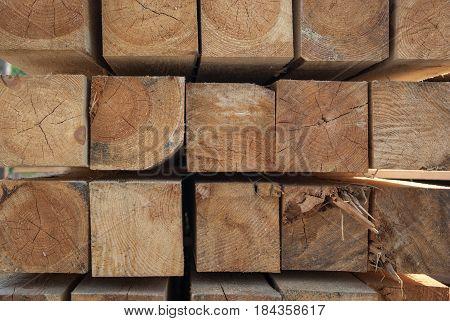 lumber factory poster