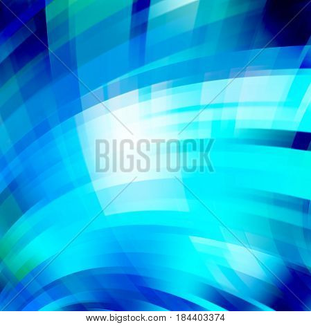 Abstract technology background vector blue wallpaper. Stock vectors illustration