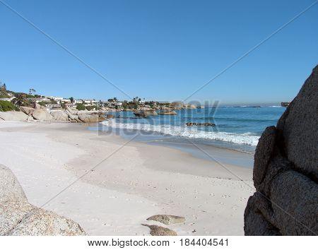 CLIFTON BEACH, CAPE TOWN SOUTH AFRICA