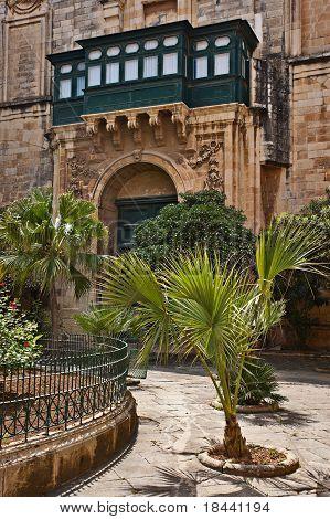 Grandmaster's Palace yard, Valletta