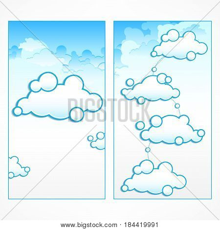 Clouds Infographic
