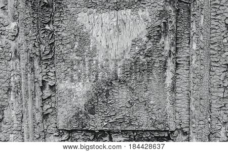 Texture Of Old Paint On The Background