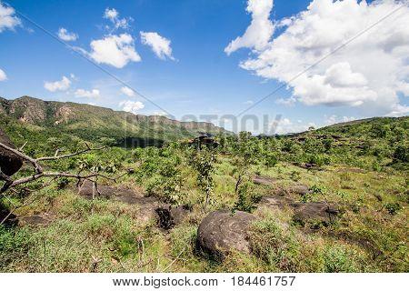 Chapada Dos Veadeiros Mountain