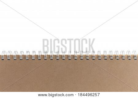 Brown Paper Book Cover