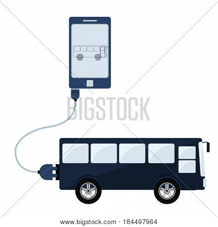 Bus Automation Using Cell Phone