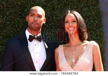 LOS ANGELES - APR 30:  Lamon Archey, guest at the 44th Daytime Emmy Awards - Arrivals at the Pasadena Civic Auditorium on April 30, 2017 in Pasadena, CA
