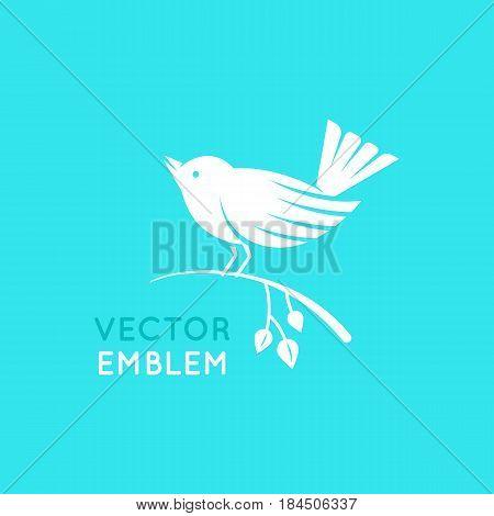 Bird Logo Template