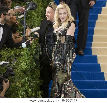 2017 Costume Institute Gala - Arrivals
