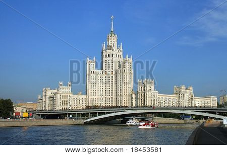 Moscow High-rise Building