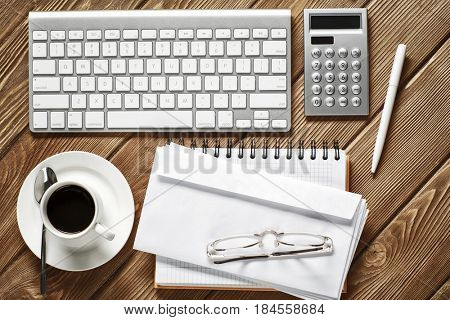Business still life concept