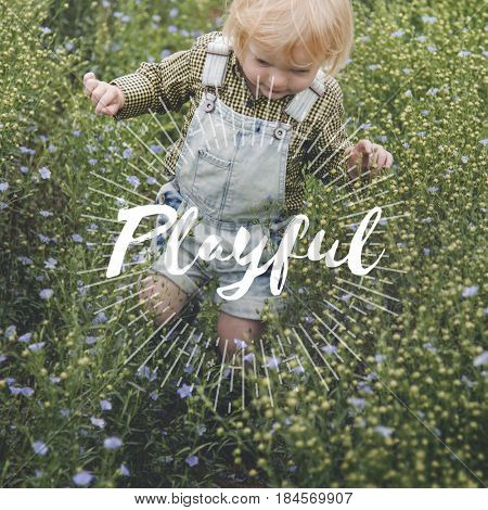 Innocence Adorable Playful Curiosity Pure Word
