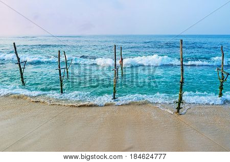 The Fishing Sticks