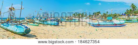 Discover Kumarakanda Fishery Harbor