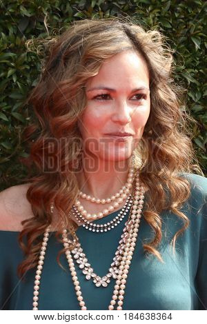LOS ANGELES - APR 28:  Terri Ivens at the 2017 Creative Daytime Emmy Awards at the Pasadena Civic Auditorium on April 28, 2017 in Pasadena, CA