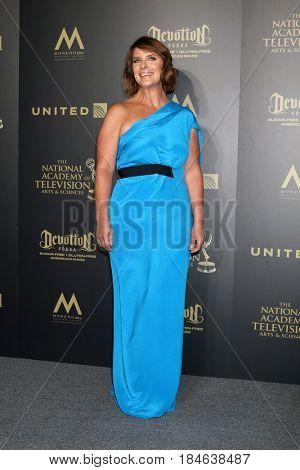 LOS ANGELES - APR 28:  Vivian Howard at the 2017 Creative Daytime Emmy Awards at the Pasadena Civic Auditorium on April 28, 2017 in Pasadena, CA