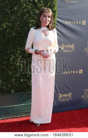 LOS ANGELES - APR 28:  Kate Linder at the 2017 Creative Daytime Emmy Awards at the Pasadena Civic Auditorium on April 28, 2017 in Pasadena, CA