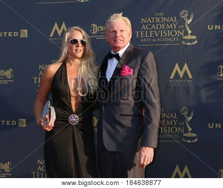 LOS ANGELES - APR 28:  Guest, Terry James at the 2017 Creative Daytime Emmy Awards at the Pasadena Civic Auditorium on April 28, 2017 in Pasadena, CA