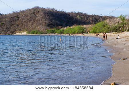 Playa El Jobo, Guanacaste, Costa Rica
