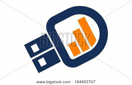 This image describe about Business Flashdisk Start Up