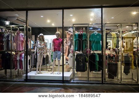 Playboy Shop In Premium Outlet Chiangmai.