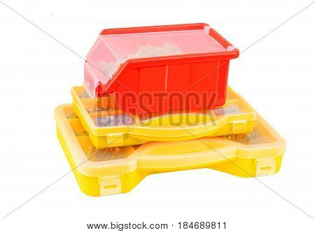 Screw In Plastic Organizer Box