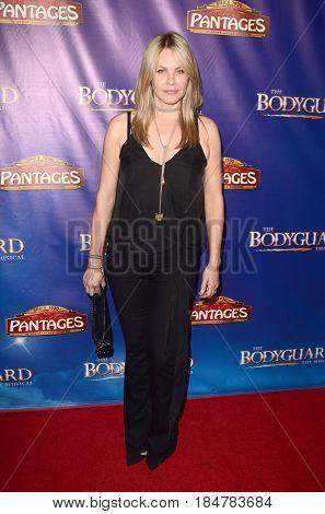 LOS ANGELES - MAY 2:  Andrea Roth at the