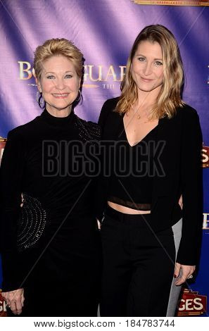 LOS ANGELES - MAY 2:  Dee Wallace, Gabrielle Stone at the