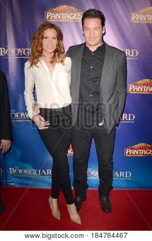 LOS ANGELES - MAY 2:  Robyn Lively, Bart Johnson at the