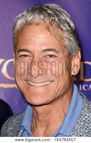 LOS ANGELES - MAY 2:  Greg Louganis at the
